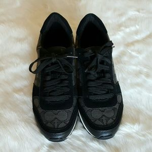 Coach Mason Signature Jacquard Sneaker